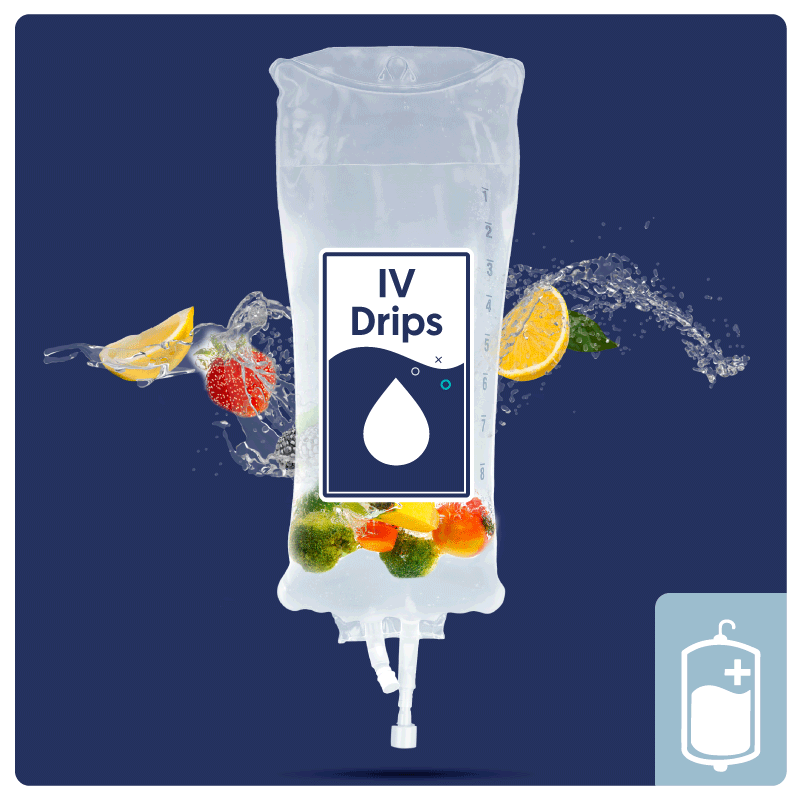 IV Drips and Hydration