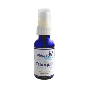 Sublingual Spray Tranquil